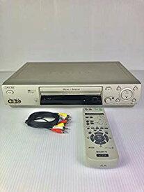 【中古】SONY VHSビデオデッキ ソニー SLV-NR500 (21750)