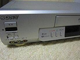 【中古】SONY VHSハイファイビデオデッキ SLV-R350