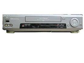 【中古】VHSビデオデッキ ソニー SLV-FX9 リモコン付き 一週間保証 (21840)