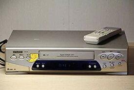【中古】MITSUBISHI HV-BH100 VHSビデオデッキ