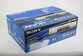 【中古】SONY VHSビデオデッキ SLV-NR300 リモコン付き