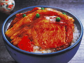 【送料無料】十勝名物《国産》豚丼セット「※沖縄へお届けの場合は別途送料880円がかかります。」