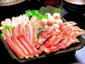 【送料無料】豪快!かに鍋セット【お歳暮 かに 鍋】「※沖縄へお届けの場合は別途送料880円がかかります。」