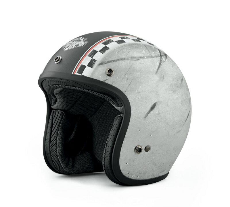 【純正品】アライヘルメット・Arai Helmet Meets H-D Spirit・THUNDER TRIBE 3/4 HELMET・サンダートライブ ジェットヘルメット:98177-18JX