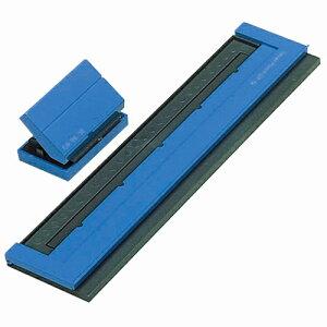 カール ゲージパンチ B5判/26穴 穿孔能力:5枚(青)