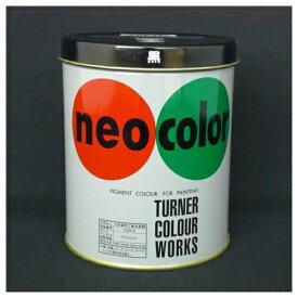 ターナー ネオカラー 600ml 缶入り 色番31 C色 黒