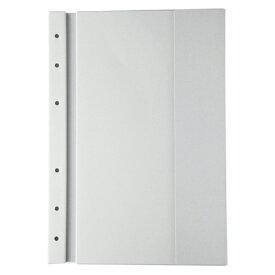 全商品ポイント2〜10倍9日0時より/ 美濃商会 プロテクトファイル プロテクト台紙スリム (グレー)