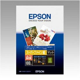 エプソン エプソン純正プリンタ用紙 スーパーファイン紙(マット紙) 規格:A3ノビ判