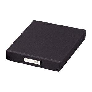 リヒトラブ デスクトレー B4(15×11)(ブラック)