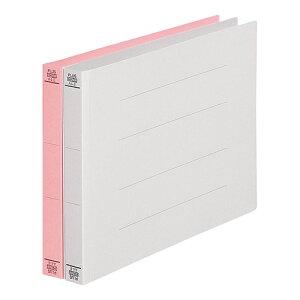 プラス フラットファイル 厚とじ 〈古紙パルプ配合率95%再生紙〉 ノンステッチ(グレー)