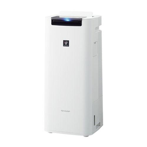 代引不可 シャープ 加湿空気清浄機 高濃度プラズマクラスター25000 KI−HS40−W(ホワイト)