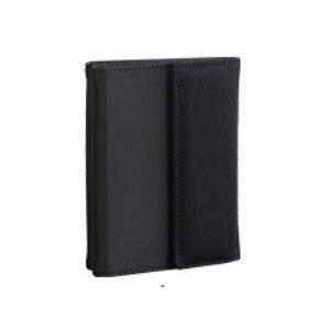 レイメイ藤井 キーワード デュアルリングバインダー システム手帳 ポケットサイズ 8mm×2 WWP5009B(ブラック)