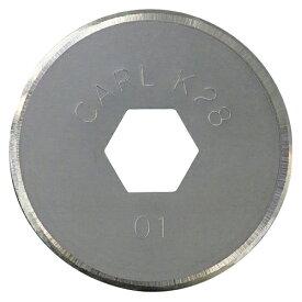 カール ディスクカッター替刃 DCC−28