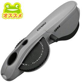 全商品2〜10倍ポイント27日23時59分まで/ダイモ ダイモテープライター M−1595 グレー
