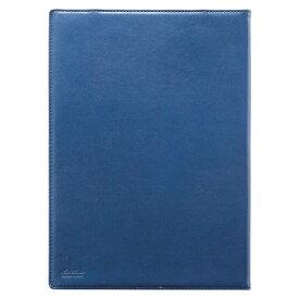 セキセイ ベルポスト クリップボード 二つ折りタイプ A4判タテ型(二つ折りタイプ)(ブルー)