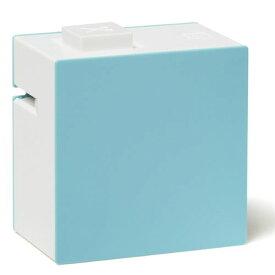エントリーでポイント5倍4日20時より/キングジム ラベルプリンター「テプラ」Lite 手のひらサイズ 乾電池 専用アプリ ラベル作成 LR30(ブルー)