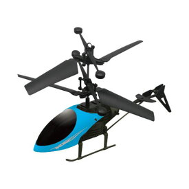 HAC ハック 2ch 赤外線ヘリコプター ジャイロファルコン3 ラジコン HAC2187ブルー おもちゃ 遊具 玩具(ブルー)
