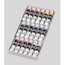 ターナー ポスターカラーセット チューブ入 スクールセット 17色(18本) 11mlX17色+白