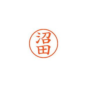 シヤチハタ ネーム9 既製 沼田
