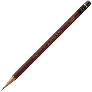 三菱鉛筆 ハイユニ 9H