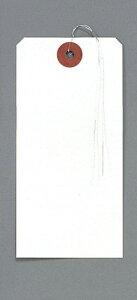 マルアイ 荷札 花白2号 ミシン入(白)
