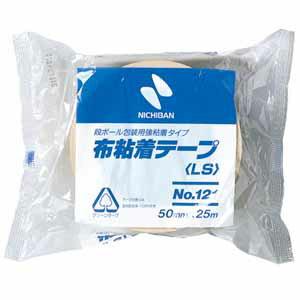 全商品ポイント5倍19日0時より/ニチバン 布粘着テープLS NO121(オウド)