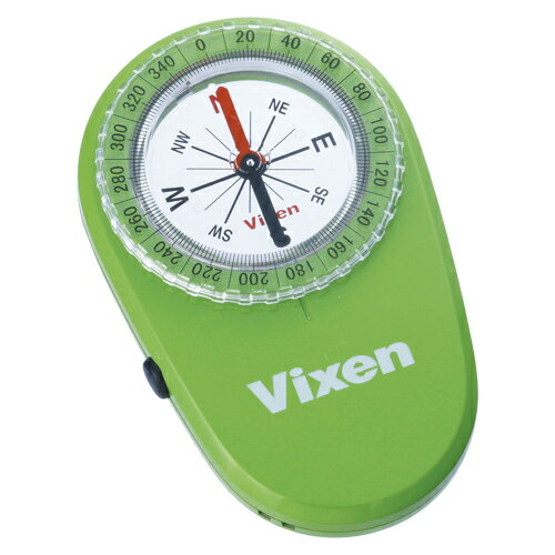 ビクセン LEDコンパス(グリーン) 電源:CR2016×1個(グリーン)
