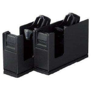 コクヨ テープカッター(カルカット)(スチール2連タイプ)(黒)