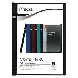 アコ・ブランズ Mead クランプ・ファイル A4判タテ型(ブラック)