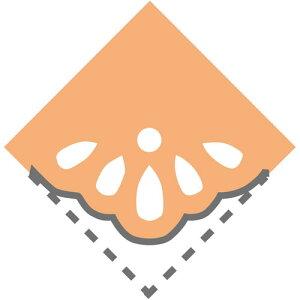 全商品ポイント3倍15日23時59分まで/呉竹 キュアパンチ コーナー クラフトパンチ フラワーレース(フラワーレース)