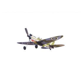 あおぞら ヒストリープレーン3 スピリットファイヤー 工作  飛行機 組み立てキット 作りやすい