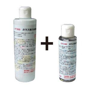 レックス 法人限定 ガラス強力油膜取り&ガラス撥水剤セット【GK1100】 ST−30019