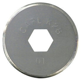 全商品ポイント5倍18日23時59分まで/ カール ディスクカッター替刃 DCC−28