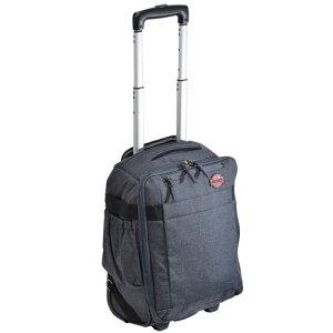 全商品ポイント5倍18日23時59分まで/ エンドー スパッソ ステップ2 リュックキャリーS スーツケース 1−031 グレー(杢調グレー)