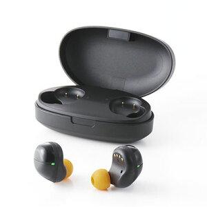 全商品ポイント5倍20日23時59分まで/キングジム デジタル耳栓 ワイヤレス アクティブノイズキャンセリング技術 MM3000(黒)
