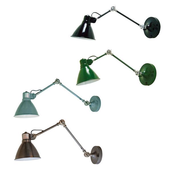 送料無料!ウォールライト -INDUSTRY WALLLAMP(インダストリーウォールランプ)EN-007W- 照明器具 間接照明 ウォールランプ デザイン インテリア照明 LED インダストリアル ビンテージ おしゃれ 男前 北欧 ブルックリン