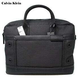 Calvin Klein カルバンクライン K50K502351 00 ビジネスバッグ ブリーフケース メンズ