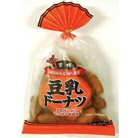 山田製菓/どーなつファーム/巾着豆乳ドーナツ(黒糖)/160g
