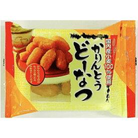 山田製菓/どーなつファーム/かりんとうどーなつ(プレーン)/65g