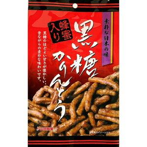 山田製菓/どーなつファーム/黒糖かりんとう/100g