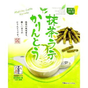 山田製菓/どーなつファーム/抹茶ラテかりんとう/60g