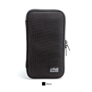 【正規販売店】マンハッタンポーテージブラックレーベル ノーホー オーガナイザー マルチケース パスポート NOHO ORGANIZER Manhattan Portage BLACK LABEL MP1065BL