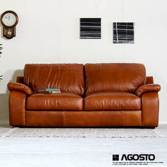Oil can choose from 3 colors leather leather sofa couch leather leather  sofa Pocket Coil leather