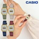 【限定】CASIO カシオ LADY'S DIGITAL LA670WFL 腕時計 時計 ウォッチ レディース ブランド 革ベルト オフィス 会社 …