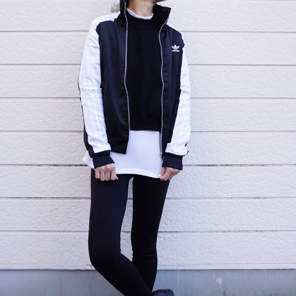 【SALE30%OFF】アディダスオリジナルス adidas originals 通販 TRACK TOP レディース アウター ジャケット アウター トラックジャケット 長袖 ジャージ トレフォイル ロゴ ブラック 黒 ftx79 春アウター