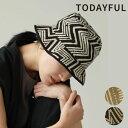 TODAYFUL トゥデイフル 21春アイテム 3月〜4月中旬予約 Pattern Bucket Hat パターンバケットハット レディース 帽子 …