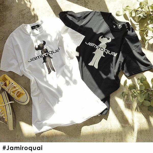 GOOD ROCK SPEED Tシャツ JAMIROQUAI レディース トップス Tシャツ ジャミロクワイ ロック ROCK バンド バンドT ロックT アーティスト 音楽 ストリート アメカジ ブラック ヴィンテージ フェス メンズ ユニセックス 18jmq001w メール便 [クーポン対象]