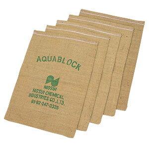 アクアブロック5個パック(淡水用)再利用可能