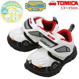 トミカスニーカーパトカーキッズ子供靴2サイズ対応インソールかっこいいかわいい車乗り物キャラクター名前なまえ10615