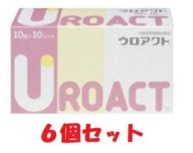 【あす楽】犬猫【ウロアクト(100粒)【×6個セット!】】犬